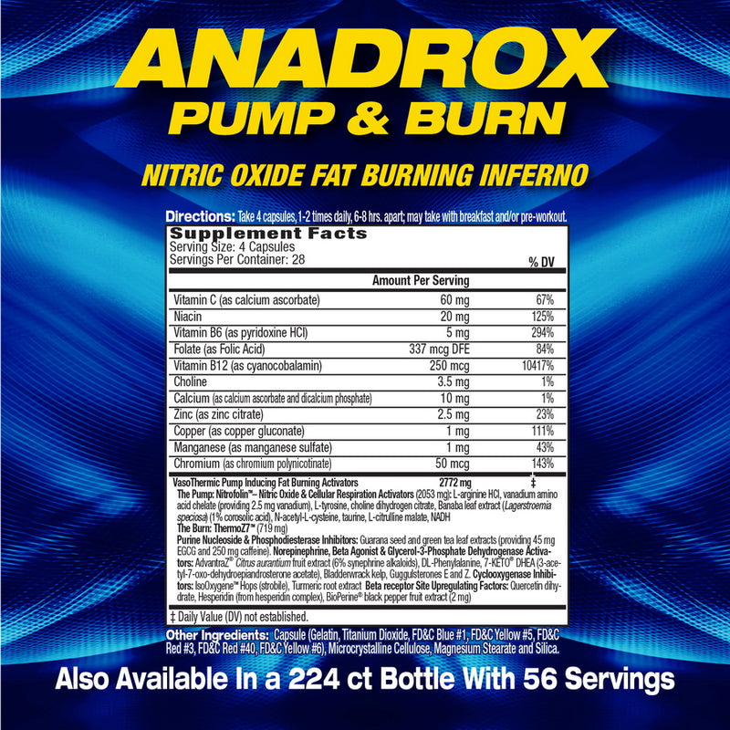 MHP Anadrox BOTTLE