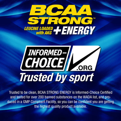 MHP BCAA STRONG + ENERGY