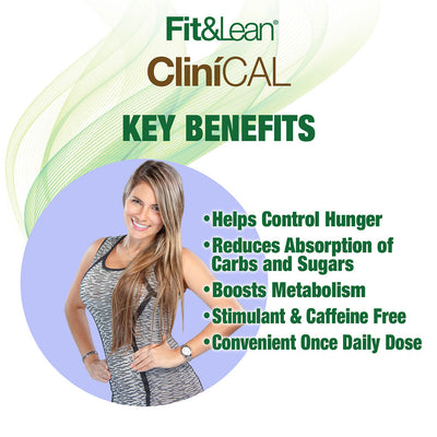 FIT&LEAN CLINICAL KEY BENEFITS