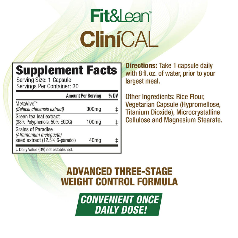 FIT&LEAN CLINICAL BOX AND BOTTLE IMAGES