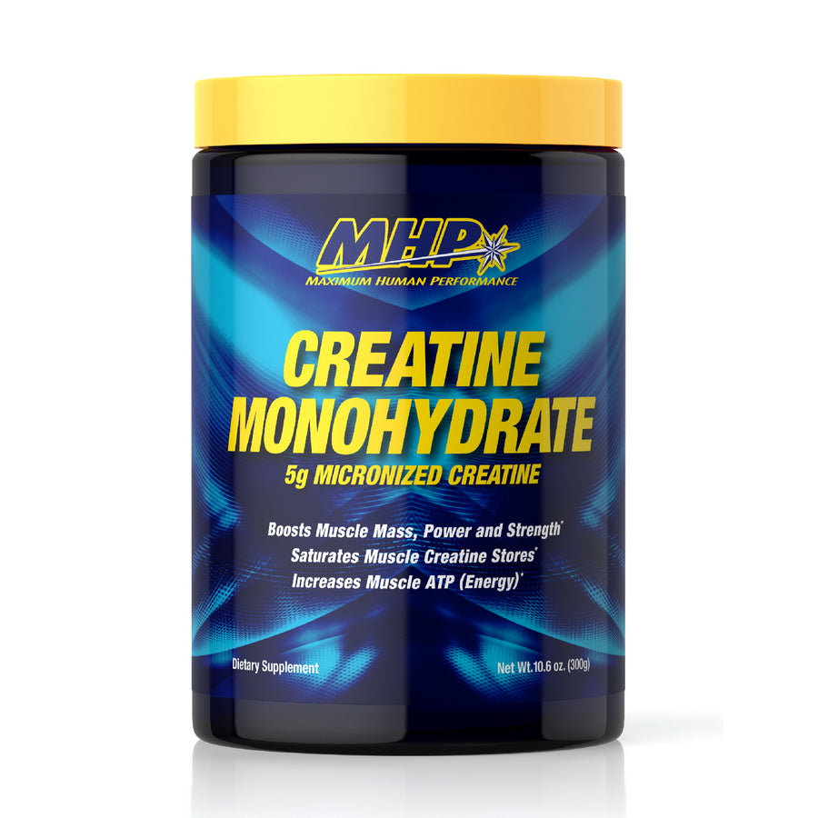 MHP Creatine Monohydrate BOTTLE