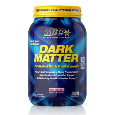 MHP Dark Matter FRUIT PUNCH BOTTLE