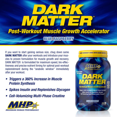 MHP Dark Matter Product Points