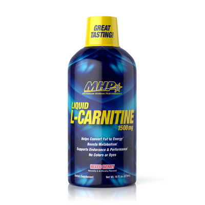 MHP Liquid_L-Carnitine MIXED BERRY BOTTLE