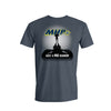 MHP CAST A BIG SHADOW - SLATE BLUE T-SHIRT BACK