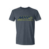 MHP CAST A BIG SHADOW - SLATE BLUE T-SHIRT
