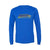 MHP Heather Blue Long Sleeve T-Shirt