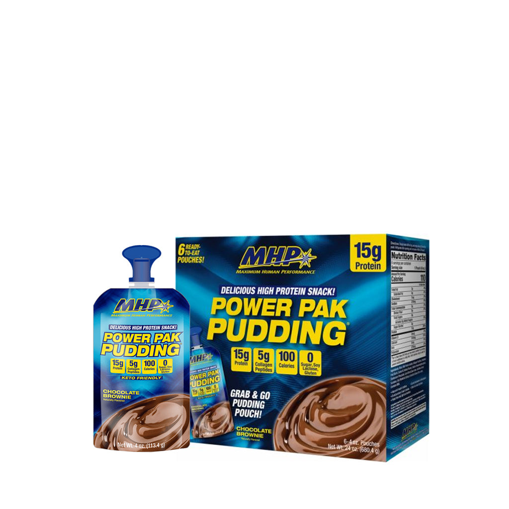 power pak pudding box -vanilla