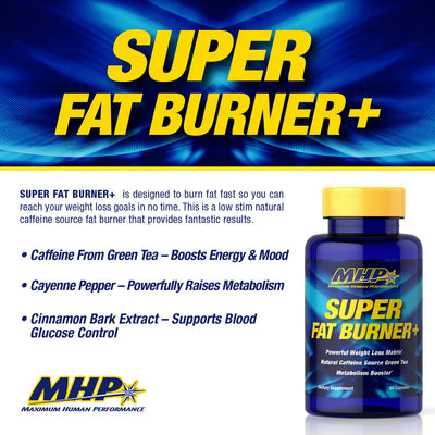 Super Fat Burner PRODUCT POINTS