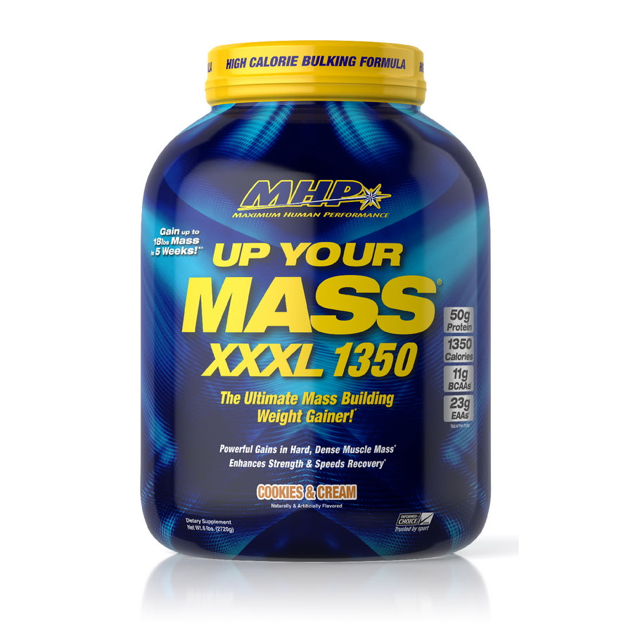 MHP Up Your Mass Bottle