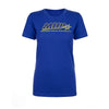 Womens royal Blue MHP T-Shirt