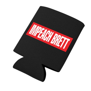 Impeach Brett Koozie (Set of 4)