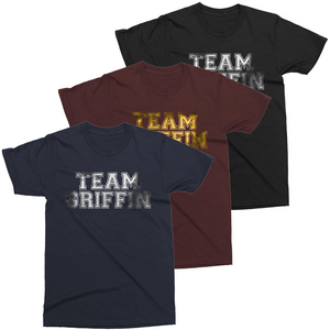 Team Griffin Foil T-Shirt