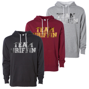 Team Griffin Foil Hoodie