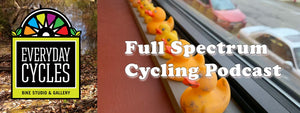 Full Spectrum Cycling Podcast Show #4 - 11-30-18