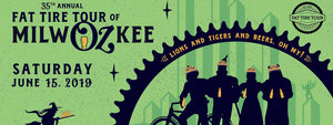 Join Everyday Cycles at the Fat Tire Tour of Milwaukee!