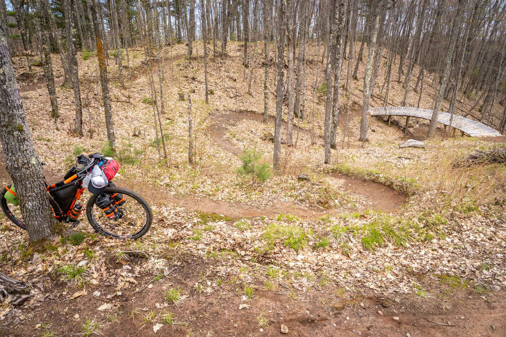 CAMBA flow trails