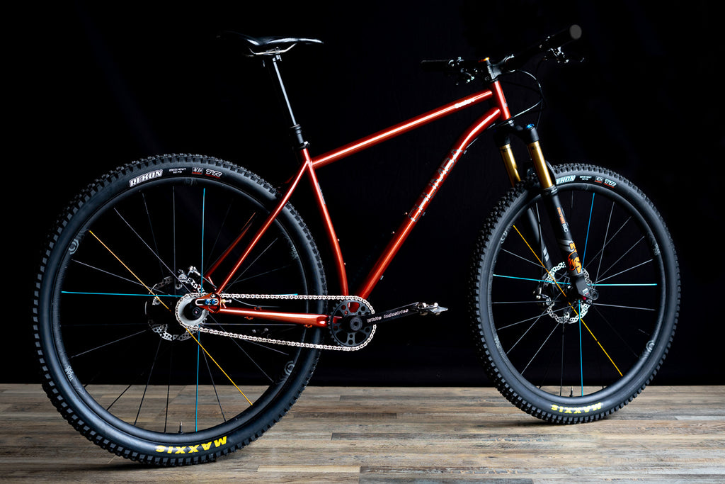chumba sendero made in the USA mountain bike