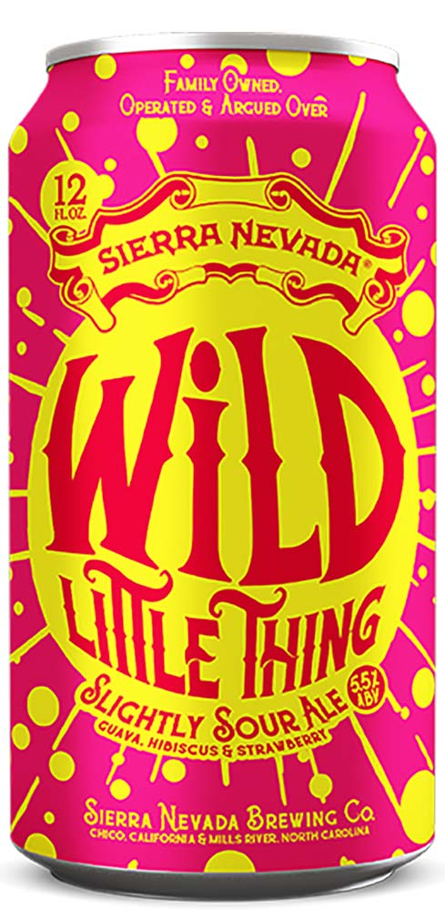sierra nevada wild little thing
