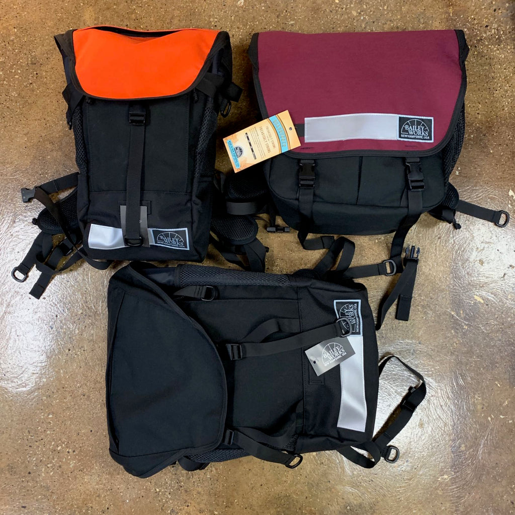 BaileyWorks backpack wisconsin dealer