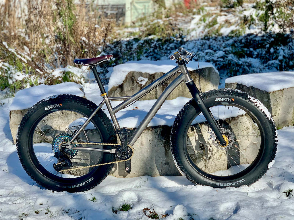 titanium fatbike milwaukee dealer