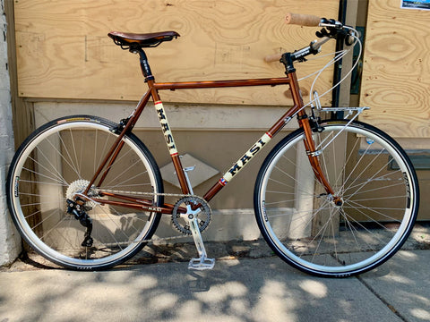 refurbished masi bicycle milwaukee