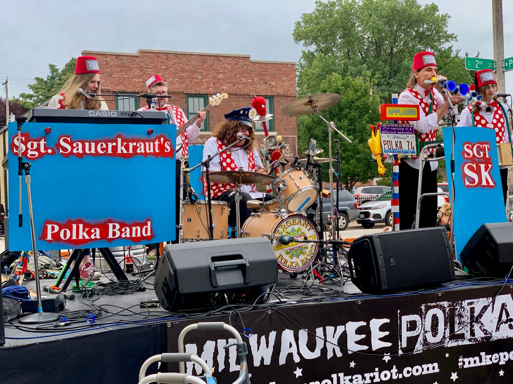 Milwaukee polka riot