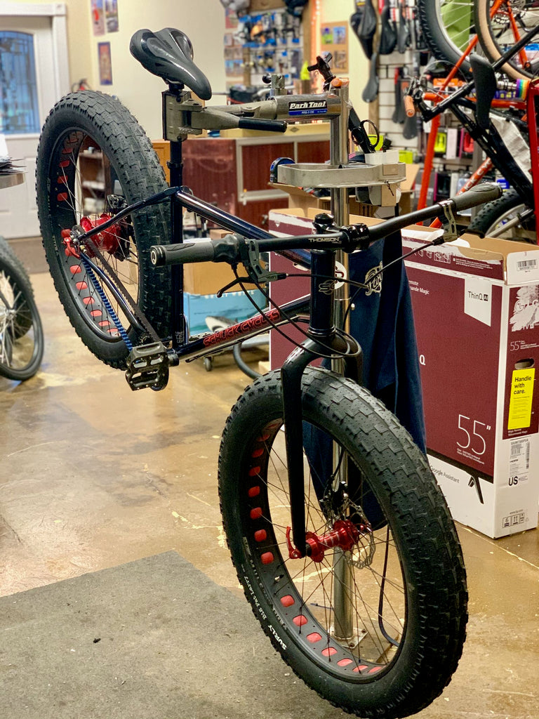 Schlick cycles Northpaw fatbike Milwaukee