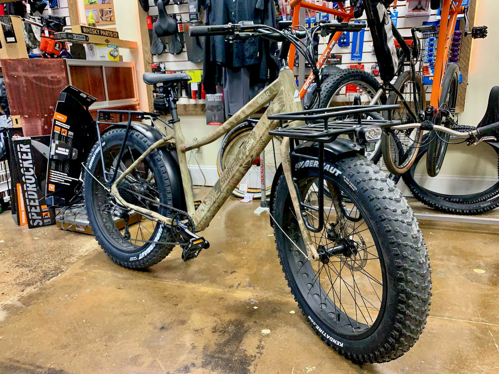 surface 604 electric fatbike