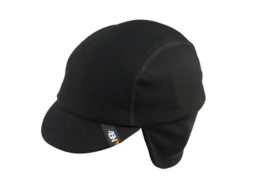 45NRTH Greazy Cycling Cap - Black