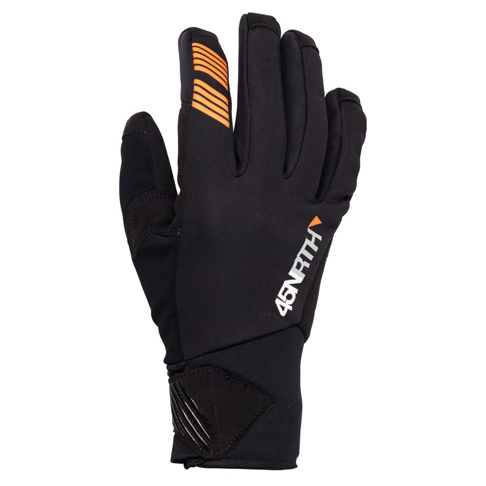 45NRTH Nokken Gloves - Black - Full Finger