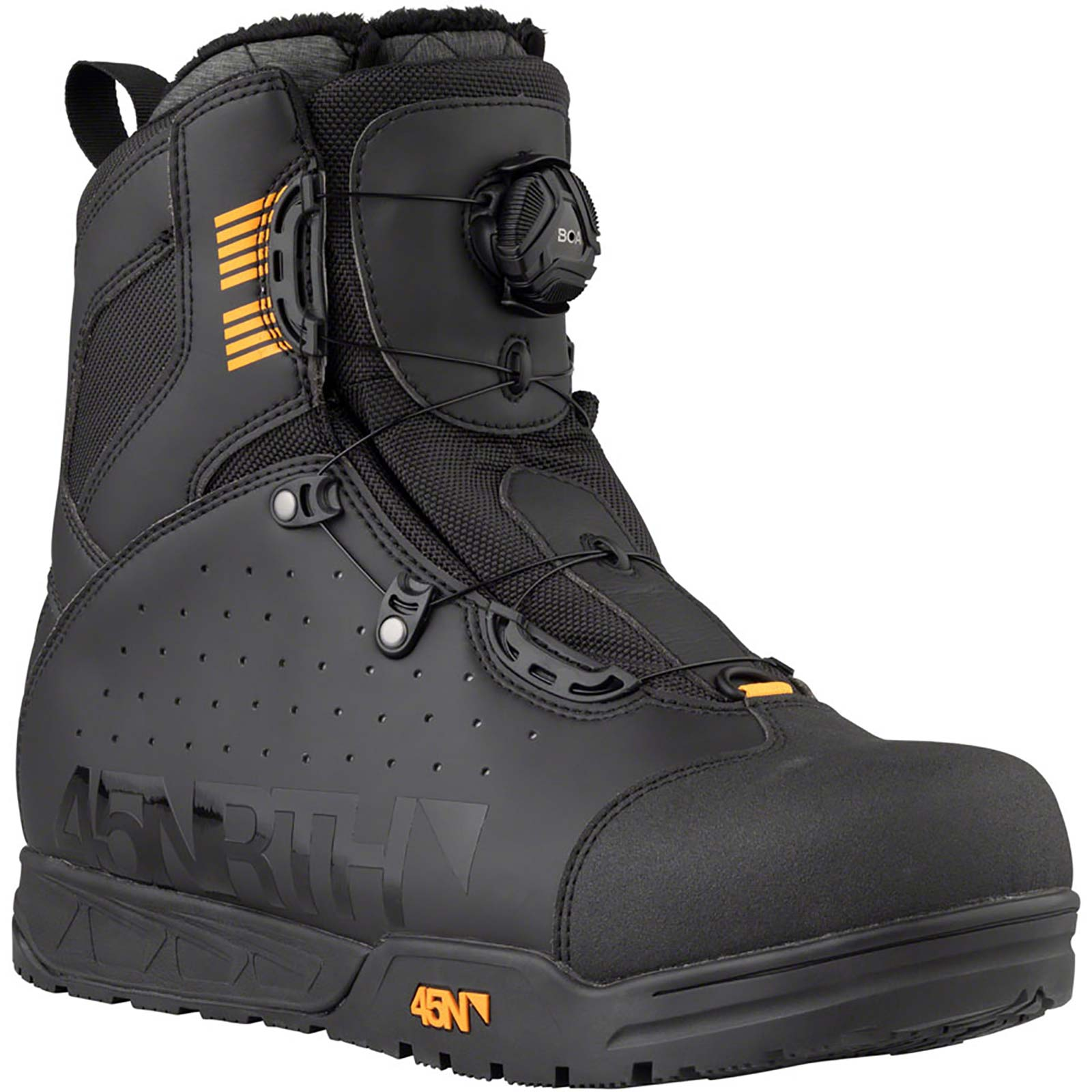 45NRTH Wolvhammer Cycling Boot BOA Closure