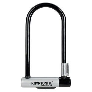 Kryptonite KryptoLok Standard U-Loc 4x9-inch Bicycle Lock