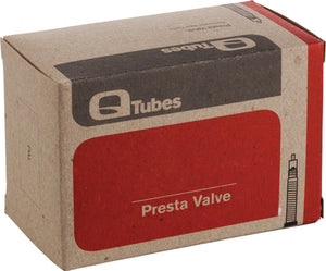 "Q-Tubes 26"" x 1.9-2.125"" 32mm Short Presta Valve Tube 170g"