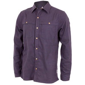 Club Ride Gravity Flannel Cycling Shirt