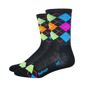 Defeet Wooleator Hi-Top Sock