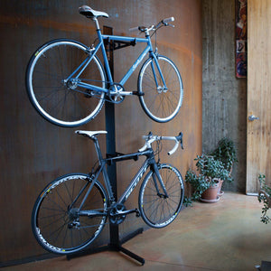 Velo Cache Vertical Bicycle Storage Rack