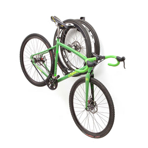 Velo Wall Post Folding Bicycle Storage