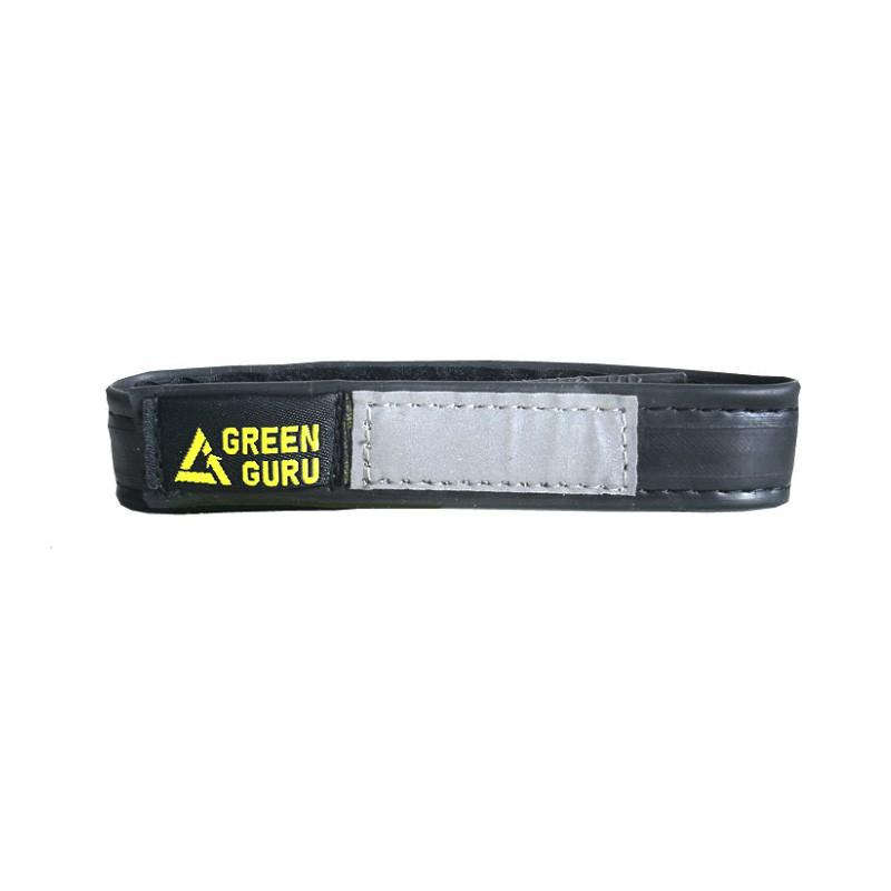Green Guru Narrow Ankle Strap Made From Upcycled Inner Tubes