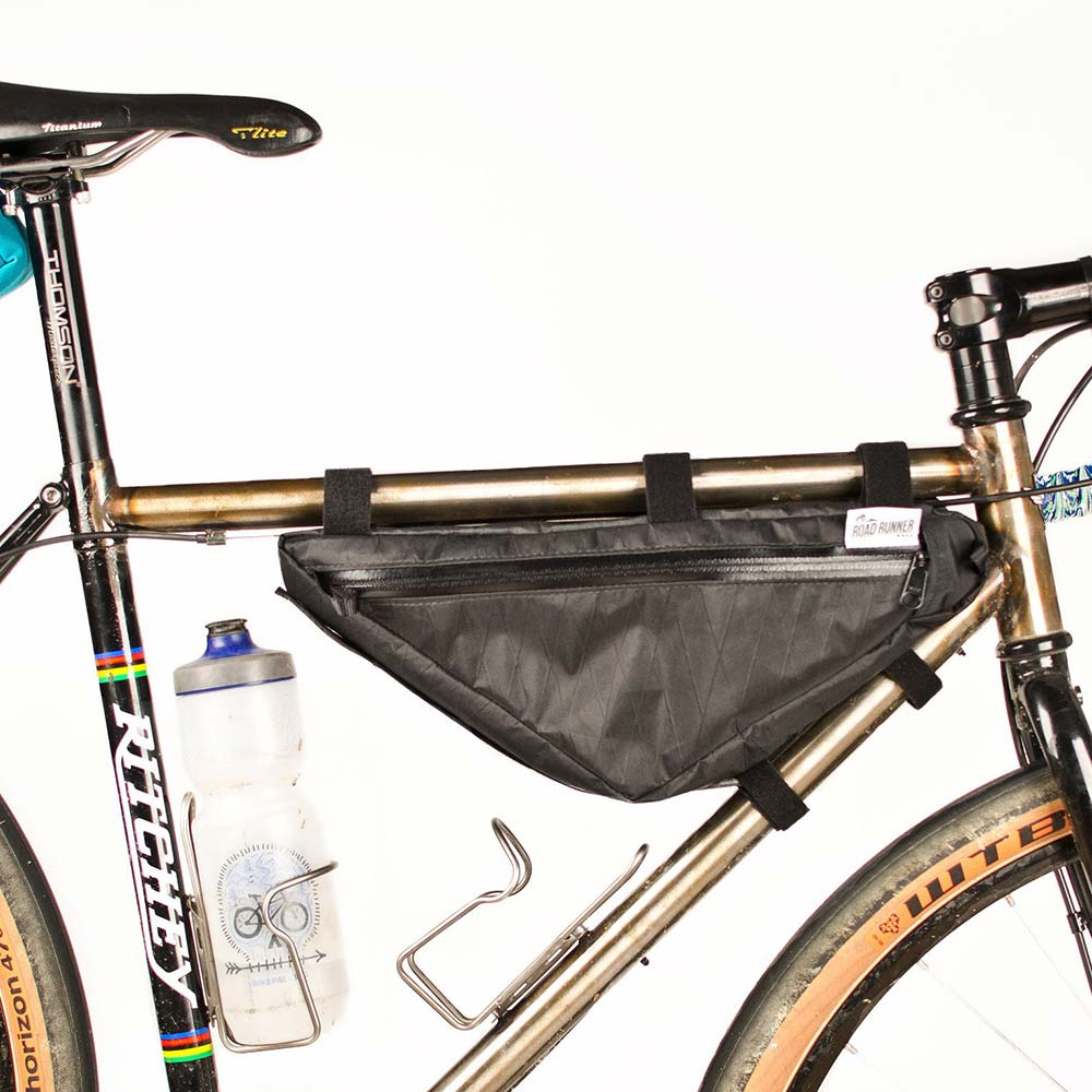 Road Runner Half Wedge  Bicycle Frame Bag