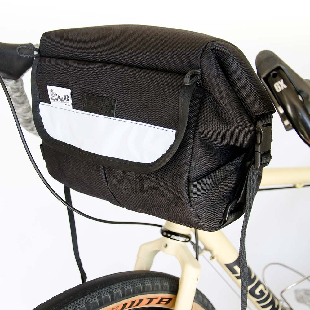 Road Runner Jammer Bicycle Handlebar Bag