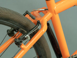 "Simplified BMX 24"" Cruiser - Orange - Demo Model"