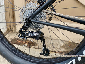 Schlick Cycles APe Fatbike - Medium - Black - Demo Model!