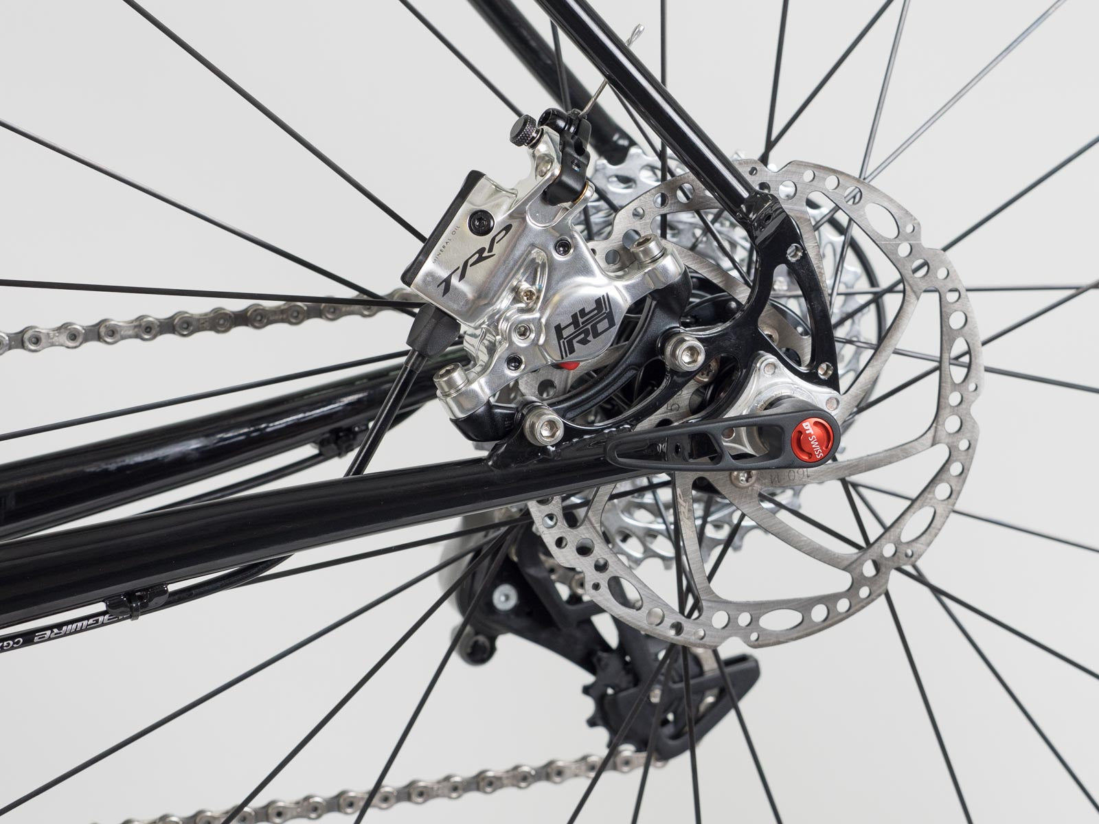 Schlick Cycles Growler Built With SRAM Force 1×11