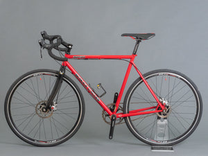 54cm Schlick Cycles SuperFast Road Bike with Shimano Alfine 8 - Demo Model