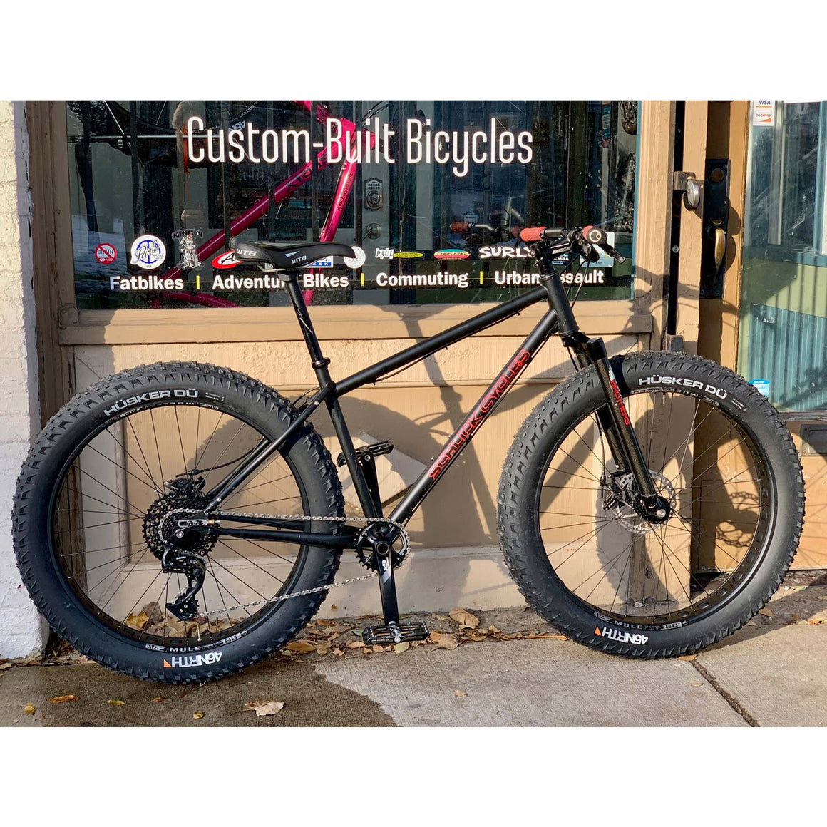 Schlick Cycles Northpaw Fat-bike – Demo for Sale