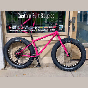 Surly Ice Cream Truck Custom Build Medium Prickly Pear Sparkle