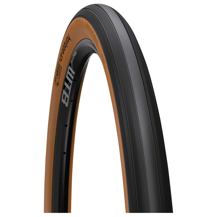 WTB Horizon Bicycle Tire 650b x 47 - Folding Bead - Black/Tan