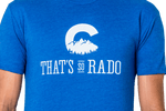 That's So Rado T Shirt Blue