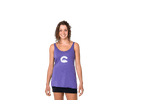 Logo Tank Top Purple